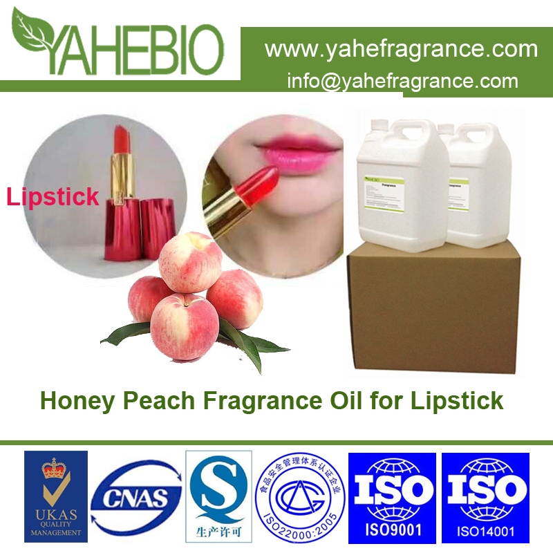 Honey Peach Fragrance oil for lipstick