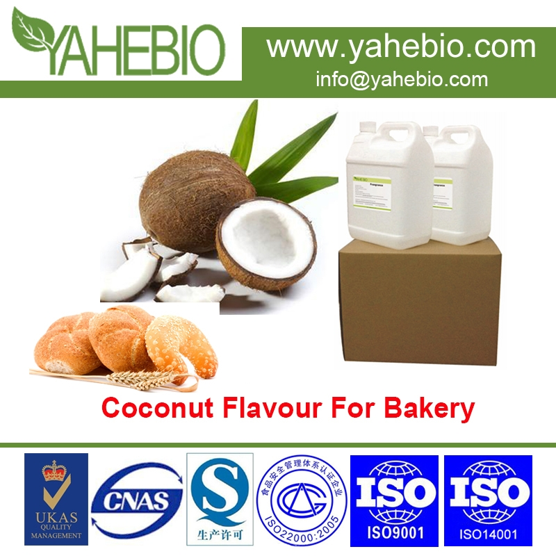 Good quality, concentrate coconut flavor for bakery product