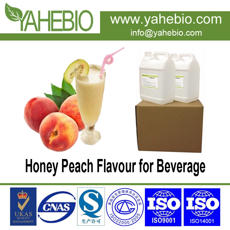 High quality honey Peach flavour for beverage