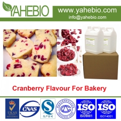 Cranberry flavor concentrate