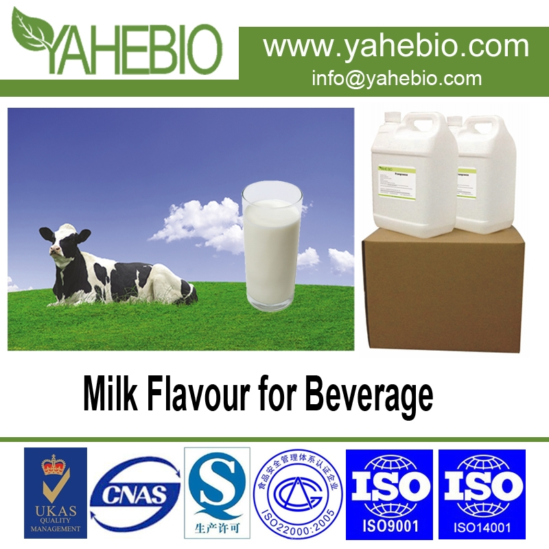 Factory price and high quality flavour for beverage : Milk Flavour