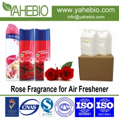 Rose fragrance oil for air freshener