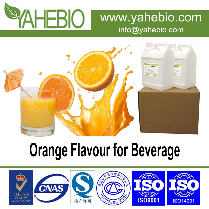 Hot selling concentrated orange flavour for beverage product