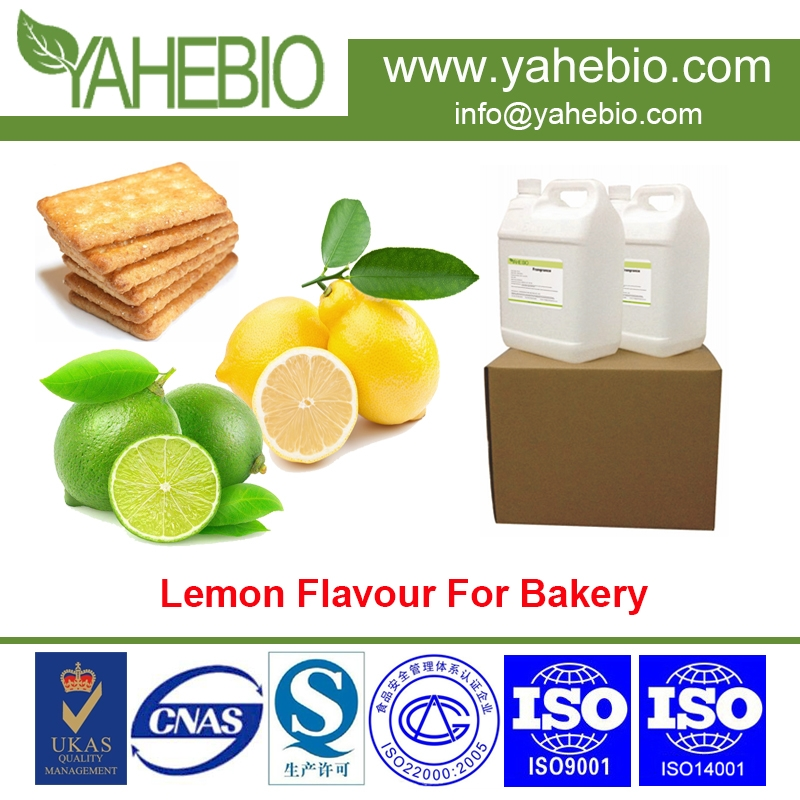Wholesales factory price concentrate flavor, lemon flavor for bakery