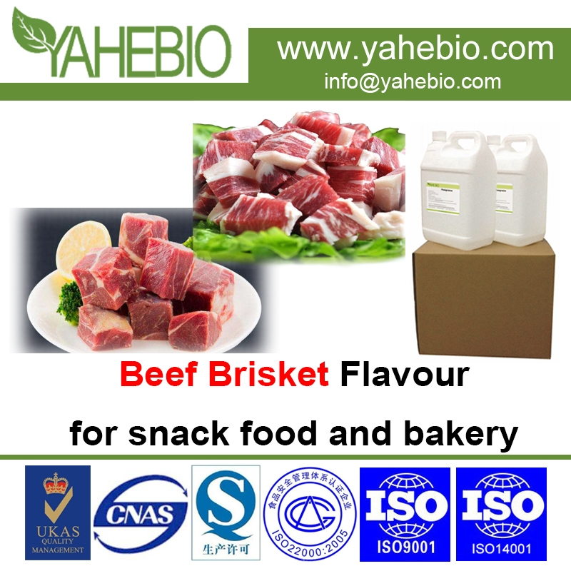 Beef Brisket Flavour for bakery and snack food