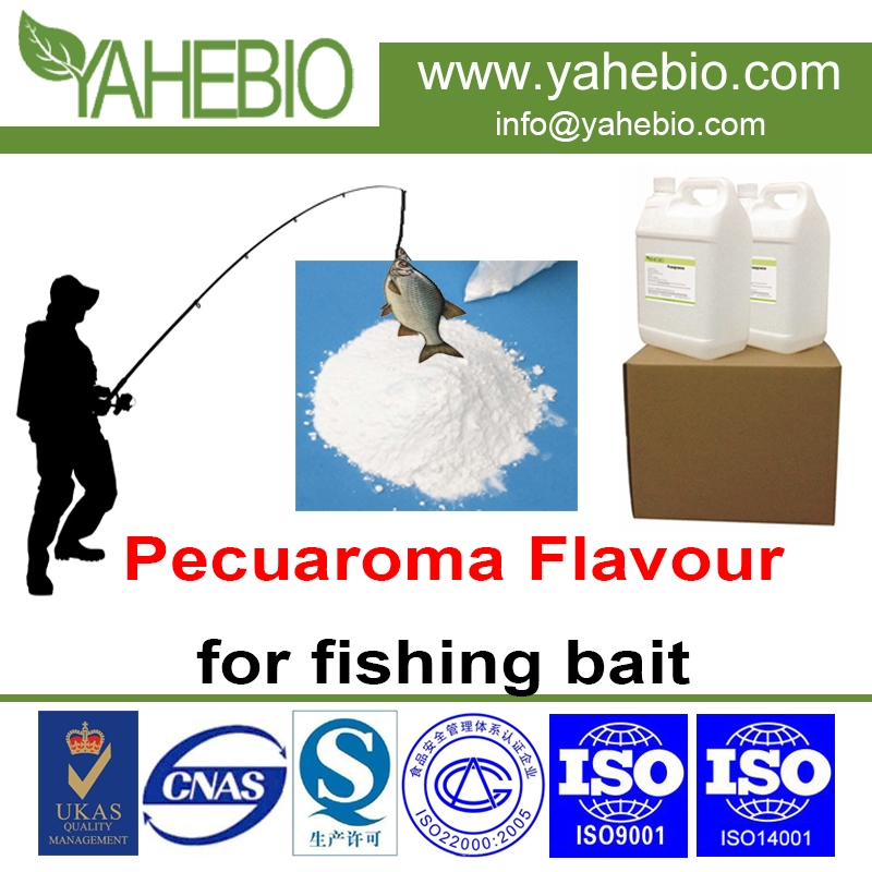Pecuaroma flavour for fishing bait