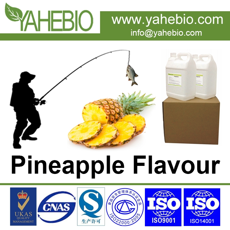 Pineapple flavour for fishing bait fruit flavour