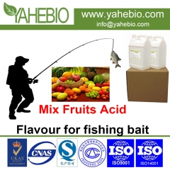 mix fruits acid flavour for fishing bait
