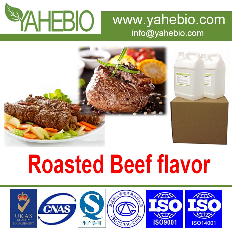 Roasted Beef Flavour for savoury food and bakery and snack food