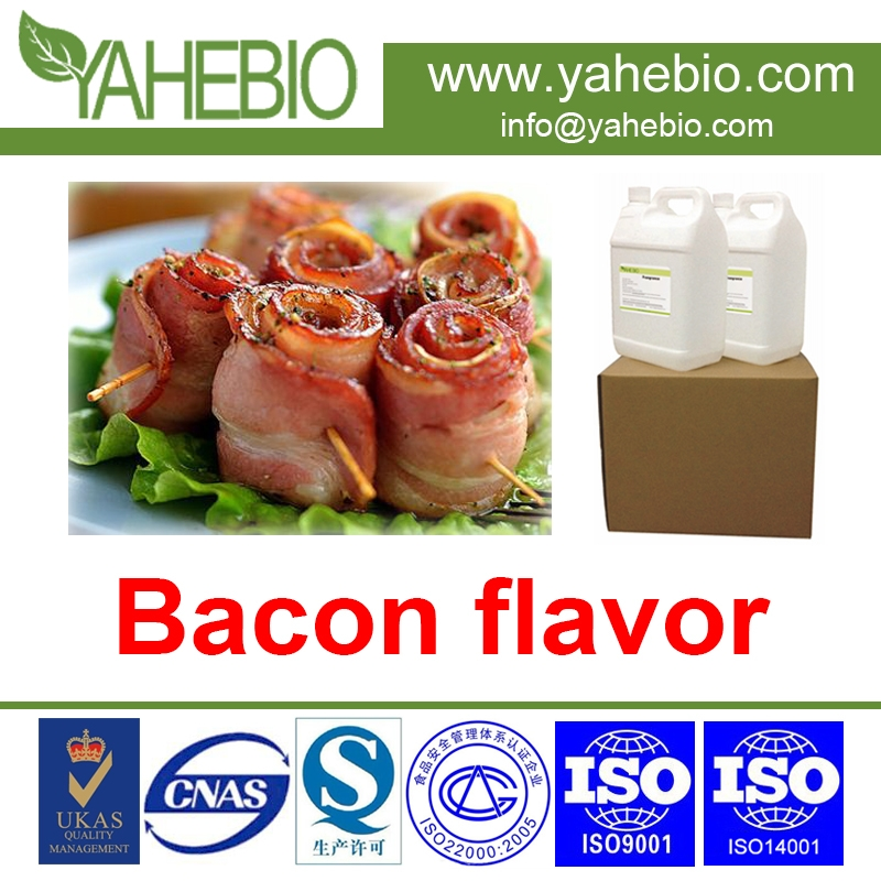 Bacon Flavour for savoury food and bakery and snack food
