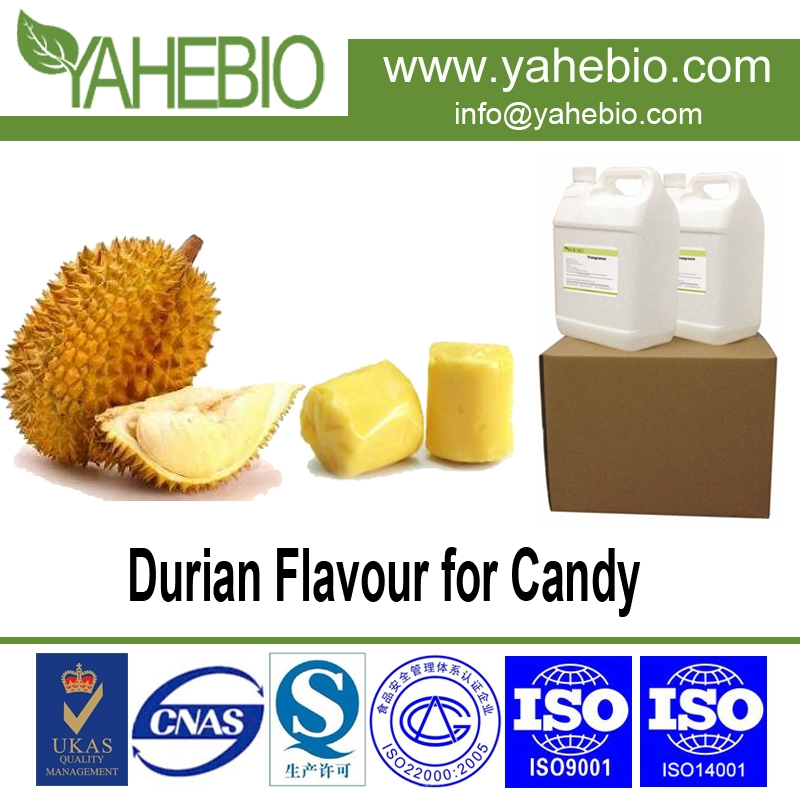 Super concentrated durian food flavour for candies making