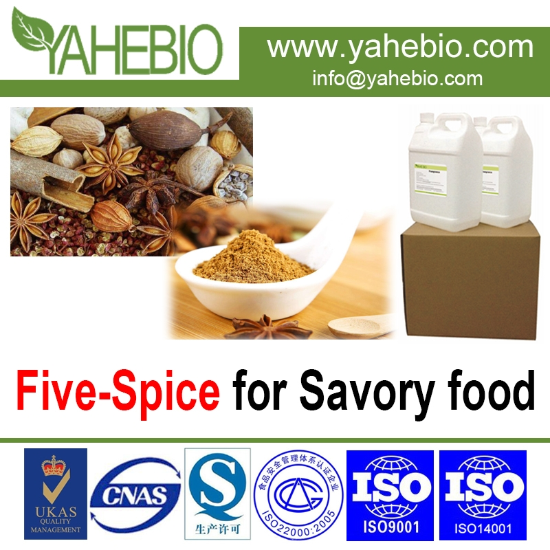 Five-Spice Flavour for bakery and snack food and savory food