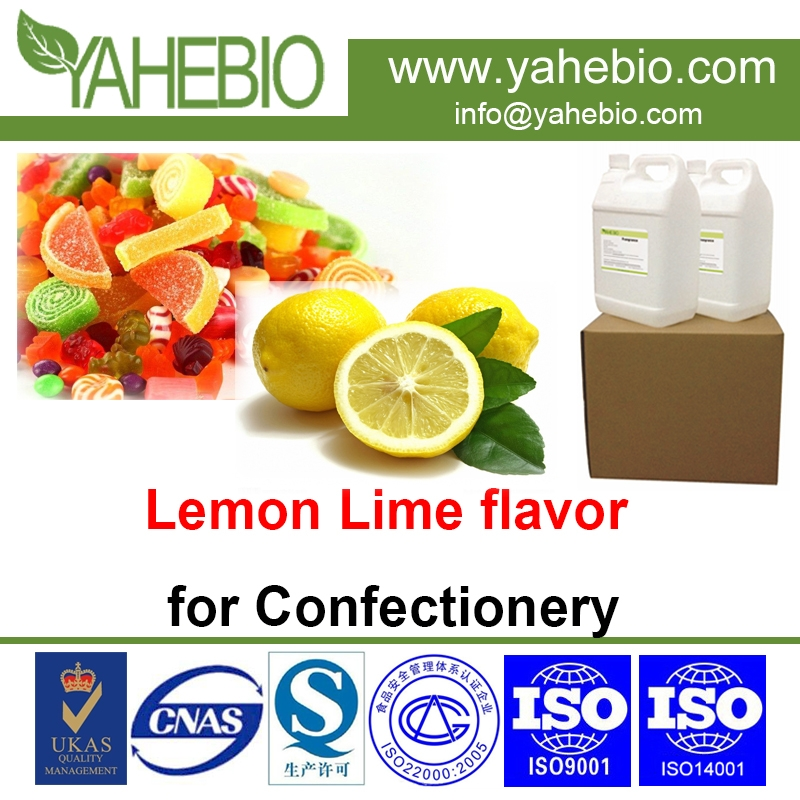 Lemon Lime Flavour for Confectionery Bakery Beverage Ice-cream and etc