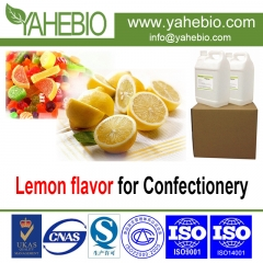 lemon flavor for confectionery