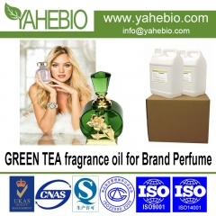 green tea fragrance oil