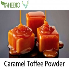 sweet food powder with rich caramel toffee aroma and mellow taste