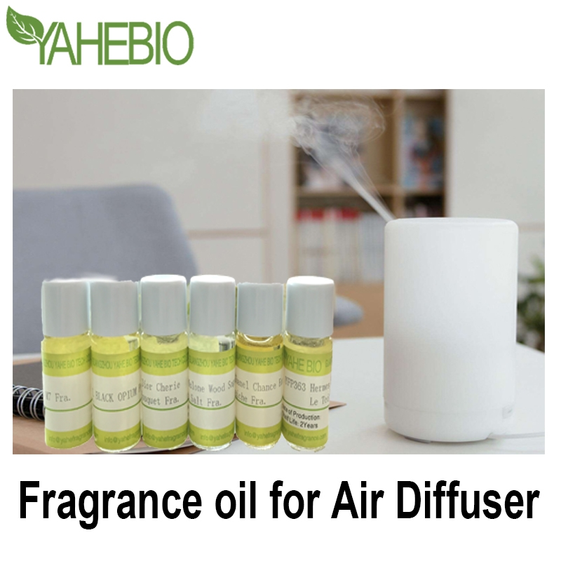 Concentrated fragrance oil for air freshener diffuser