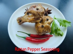 rattan pepper flavor seasoning with strong natural aroma Chinese popular flavor
