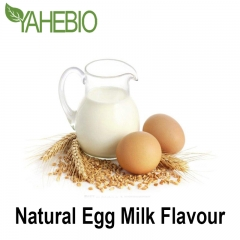 natural egg milk flavour with long lasting aroma