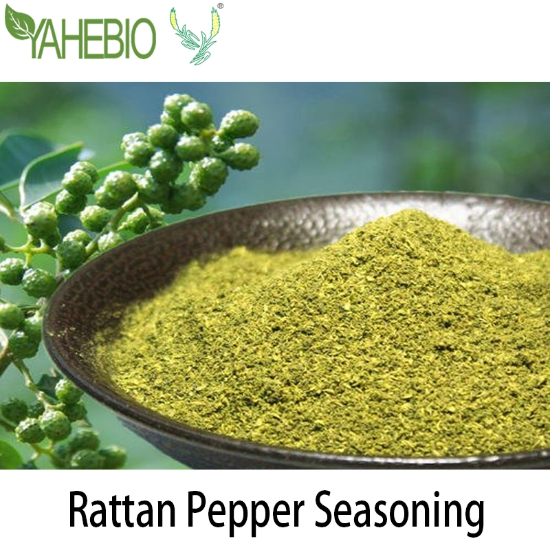 Rattan pepper seasoning with outstanding aroma for marinating bakery snack food